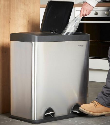 Pourquoi acheter une poubelle automatique rectangulaire ?