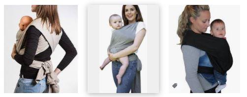 L'écharpe de portage : un petit guide d'achat pour trouver le bon modèle